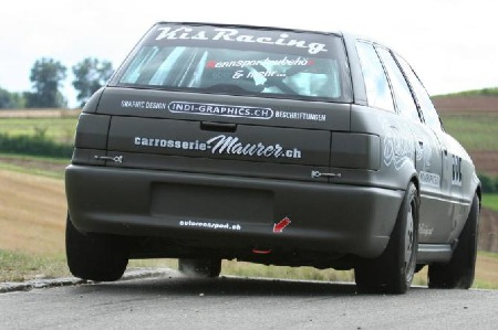 Audi RS2  KisRacing